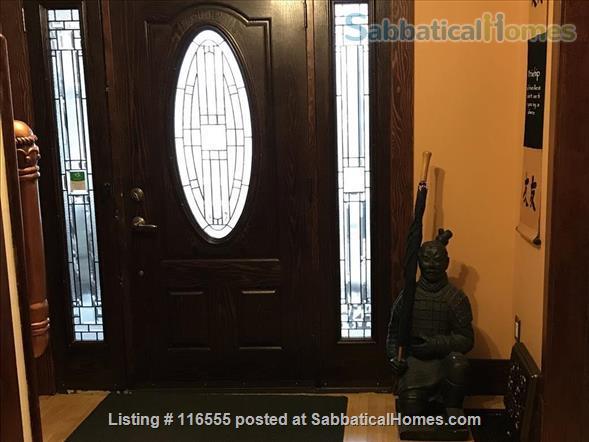 5 bedroom Garneau Home 2 blocks from U of A Home Rental in Edmonton, Alberta, Canada 1