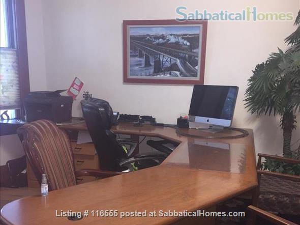 5 bedroom Garneau Home 2 blocks from U of A Home Rental in Edmonton, Alberta, Canada 7