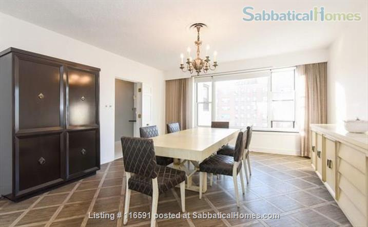Spacious Lakeview Penthouse - Furnished 2br 2ba - all internet, tv, & utilities included! - Academic Year Lease Home Rental in Chicago, Illinois, United States 4