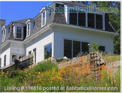 Water  View Seabreeze Stonington Home Rental in Stonington, Maine, United States 1