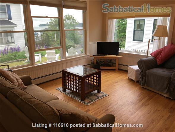 Water  View Seabreeze Stonington Home Rental in Stonington, Maine, United States 0
