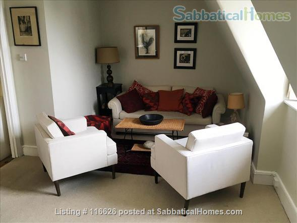Charming writer's home in Notting Hill Home Rental in Greater London, England, United Kingdom 0