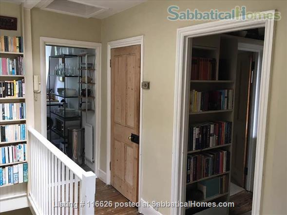 Charming writer's home in Notting Hill Home Rental in Greater London, England, United Kingdom 5