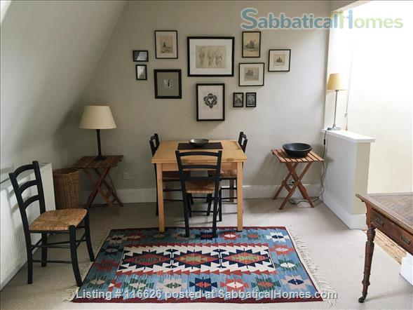 Charming writer's home in Notting Hill Home Rental in Greater London, England, United Kingdom 6