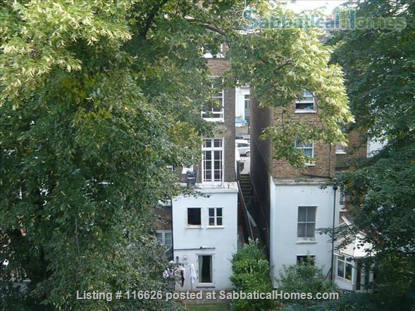 Charming writer's home in Notting Hill Home Rental in Greater London, England, United Kingdom 7