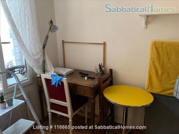 Furnished 20 m2 (200 sq. ft.) 1st studio for rent Home Rental in Paris, Île-de-France, France 8