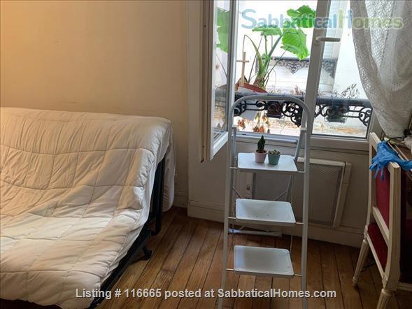 1 Bedroom Studio Or Loft For Rent In Paris Listing 116665