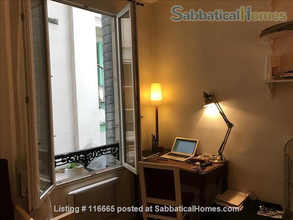 Furnished 20 m2 (200 sq. ft.) 1st studio for rent Home Rental in Paris, Île-de-France, France 5
