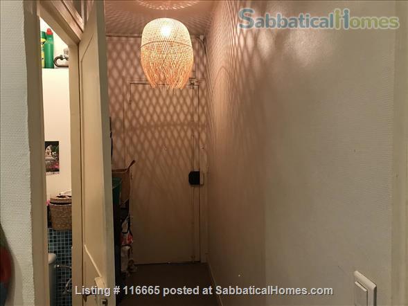 Furnished 20 m2 (200 sq. ft.) 1st studio for rent Home Rental in Paris, Île-de-France, France 7