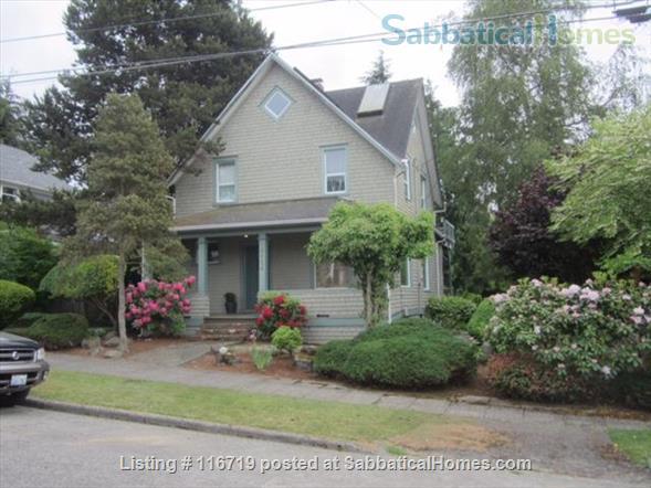 Sunset Hill House, Ballard Home Rental in Seattle, Washington, United States 1