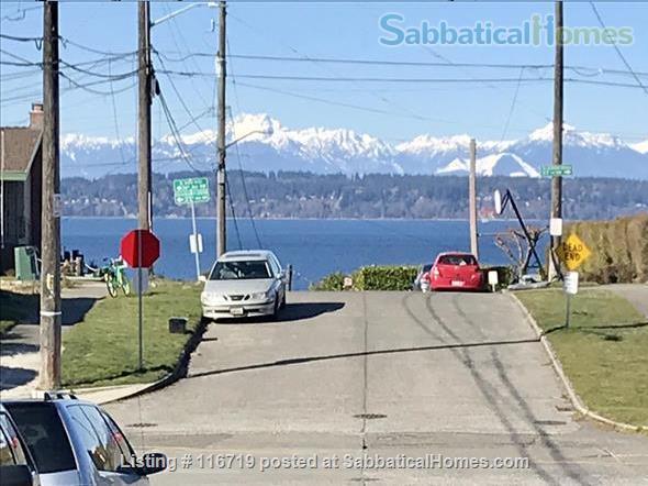 Sunset Hill House, Ballard Home Rental in Seattle, Washington, United States 0