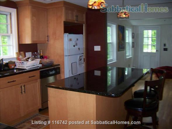 3 Bedrooms furnished / w Parking / Close bus to Harvard Sq.  Home Rental in Belmont, Massachusetts, United States 2