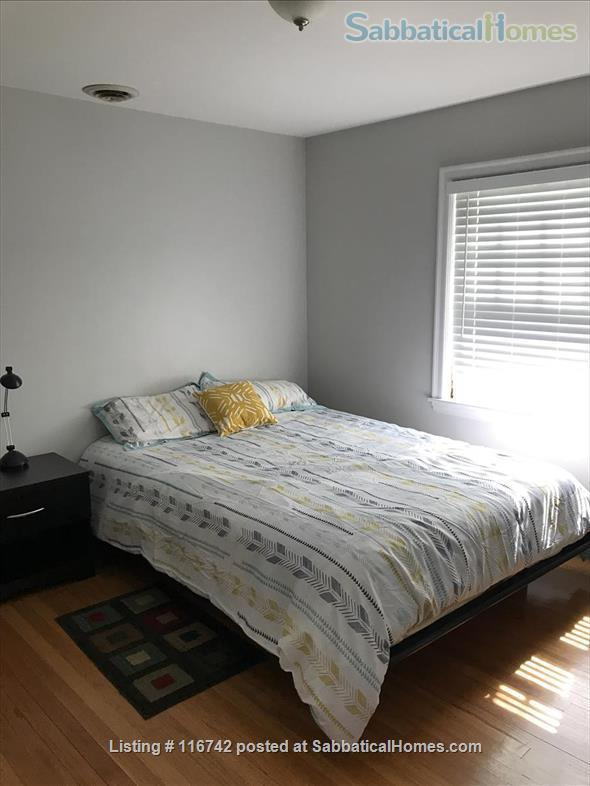 3 Bedrooms furnished / w Parking / Close bus to Harvard Sq.  Home Rental in Belmont, Massachusetts, United States 5