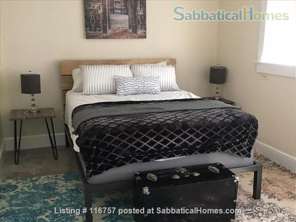 Fully Furnished Garden Apartment Short-term, Walk Metro, Utilities Included Home Rental in Takoma Park, Maryland, United States 2