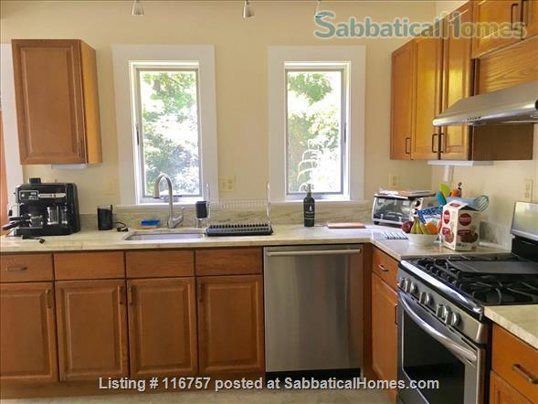 Fully Furnished Garden Apartment Short-term, Walk Metro, Utilities Included Home Rental in Takoma Park, Maryland, United States 4