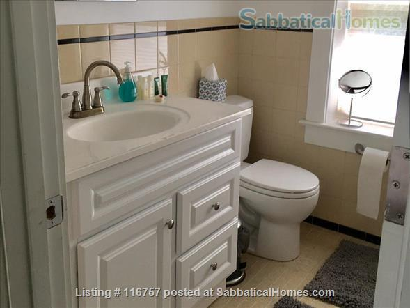 Fully Furnished Garden Apartment Short-term, Walk Metro, Utilities Included Home Rental in Takoma Park, Maryland, United States 5