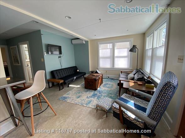 Fully Furnished Garden Apartment Short-term, Walk Metro, Utilities Included Home Rental in Takoma Park, Maryland, United States 7