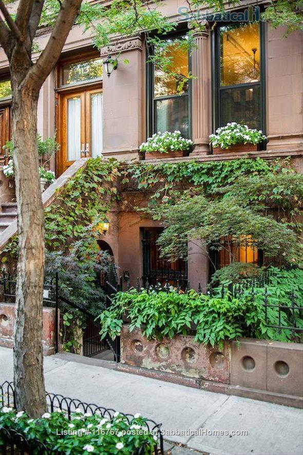 Harlem Hideaway Garden Apartment Home Rental in New York 0 - thumbnail