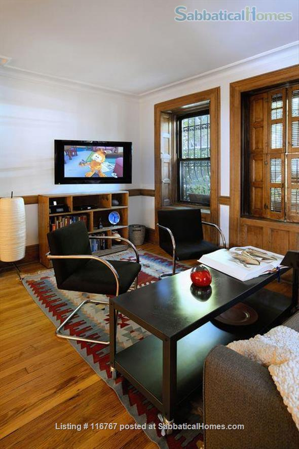 Harlem Hideaway Garden Apartment Home Rental in New York, New York, United States 4
