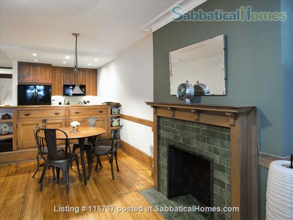 Harlem Hideaway Garden Apartment Home Rental in New York, New York, United States 5