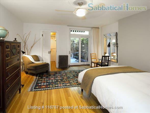 Harlem Hideaway Garden Apartment Home Rental in New York 7 - thumbnail