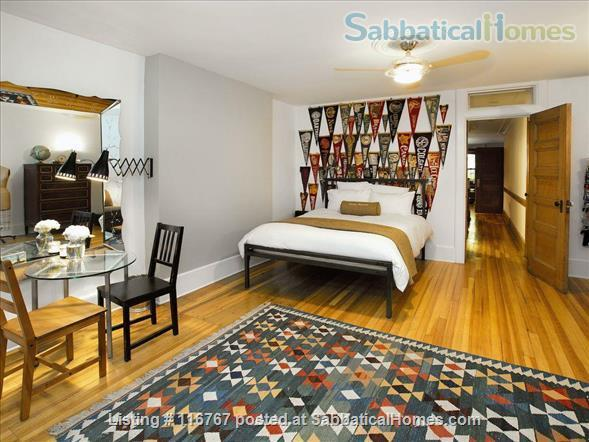 Harlem Hideaway Garden Apartment Home Rental in New York, New York, United States 8