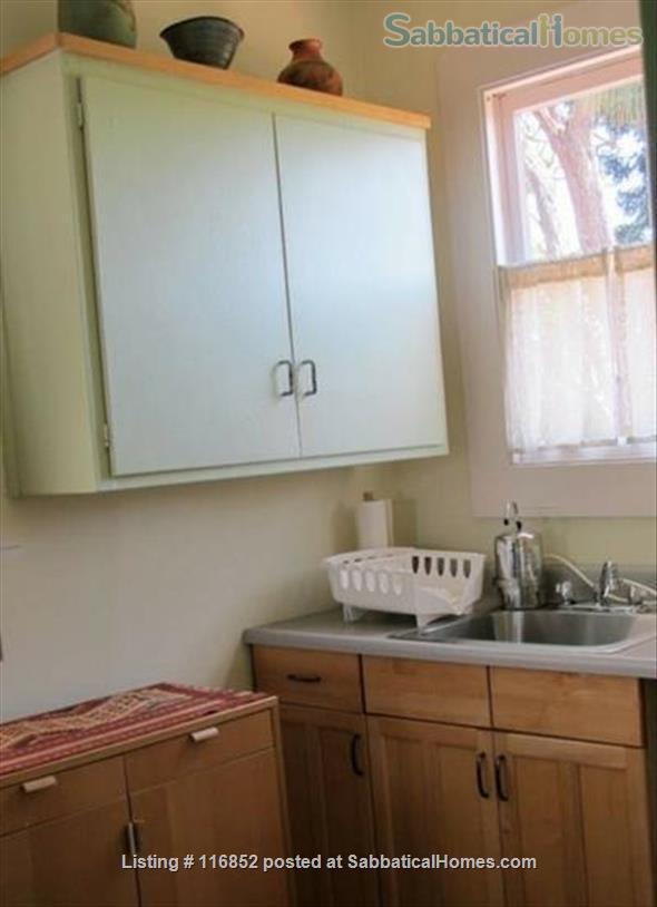 Charming One Bedroom In-Law in North Berkeley Home Rental in Berkeley, California, United States 5