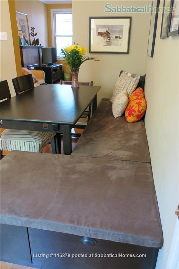 3 Bedroom Furnished Suite - All Inclusive Annex/Seaton Village Toronto Home Rental in Toronto, Ontario, Canada 0