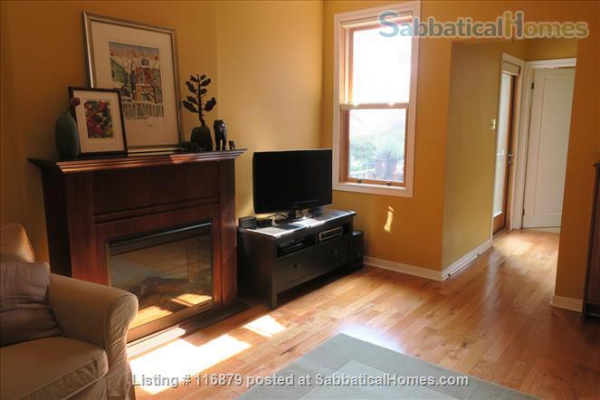 3 Bedroom Furnished Suite - All Inclusive Annex/Seaton Village Toronto Home Rental in Toronto, Ontario, Canada 3