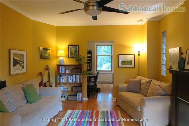3 Bedroom Furnished Suite - All Inclusive Annex/Seaton Village Toronto Home Rental in Toronto, Ontario, Canada 4