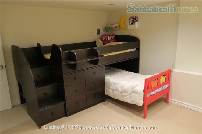 3 Bedroom Furnished Suite - All Inclusive Annex/Seaton Village Toronto Home Rental in Toronto, Ontario, Canada 6