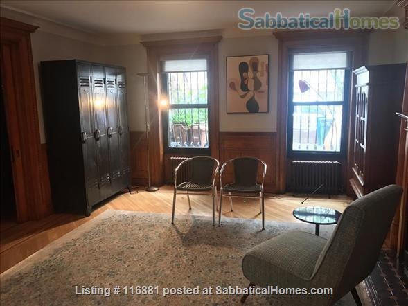 Park Slope FURNISHED Large 1BR Home Rental in Kings County, New York, United States 2