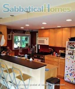 Fully-furnished 4-bed home in W. Medford-access to Cambridge/Somerville/Bos Home Rental in Medford, Massachusetts, United States 0