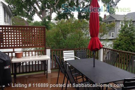 Fully-furnished 4-bed home in W. Medford-access to Cambridge/Somerville/Bos Home Rental in Medford, Massachusetts, United States 4