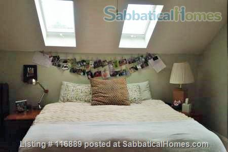 Fully-furnished 4-bed home in W. Medford-access to Cambridge/Somerville/Bos Home Rental in Medford, Massachusetts, United States 5