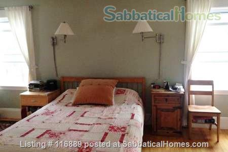 Fully-furnished 4-bed home in W. Medford-access to Cambridge/Somerville/Bos Home Rental in Medford, Massachusetts, United States 8