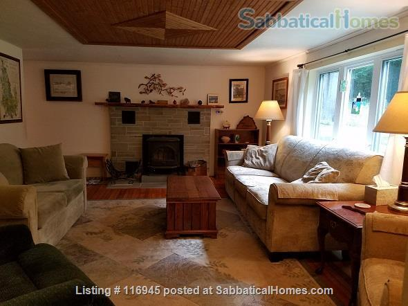 Beautiful, secluded 3BR home close to Cornell Home Rental in Ithaca, New York, United States 1
