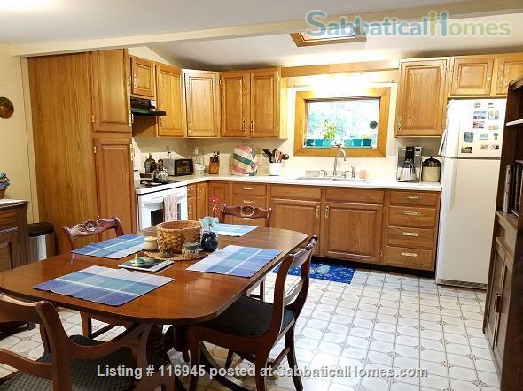 Beautiful, secluded 3BR home close to Cornell Home Rental in Ithaca, New York, United States 0