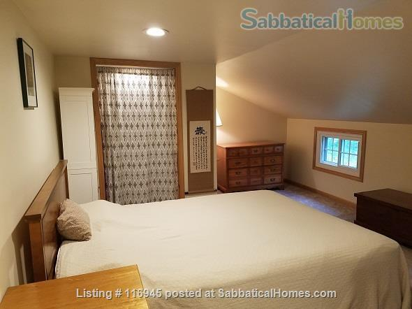 Beautiful, secluded 3BR home close to Cornell Home Rental in Ithaca, New York, United States 2