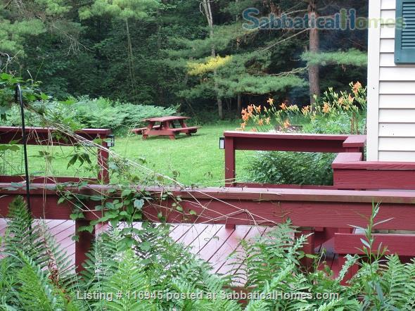 Beautiful, secluded 3BR home close to Cornell Home Rental in Ithaca, New York, United States 7