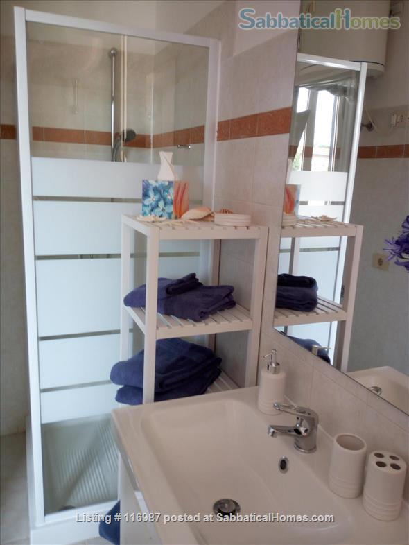 Bright, quiet and well connected studio apartment  Home Rental in Rome, Lazio, Italy 9