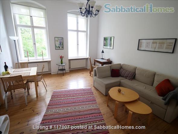 Charming Apartment in Berlin Home Rental in Berlin 1