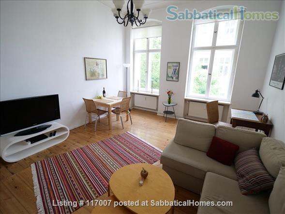 Charming Apartment in Berlin Home Rental in Berlin 0