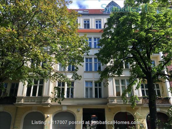 Charming Apartment in Berlin Home Rental in Berlin 8