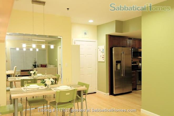 $3890/2br - Min 6 mts Lux Condo nr Subway, Easy Harvard, Tufts w UTILITIES. Home Rental in Cambridge, Massachusetts, United States 1