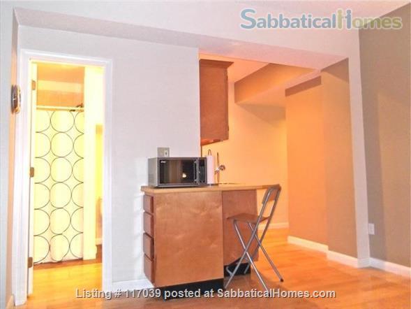 $2790-Min 6 mts Furnished Modern Studio, walk to Davis Subway near Harvard, Tufts with UTILITY Home Rental in Cambridge, Massachusetts, United States 1