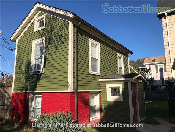 Lovely Furnished Cottage in Cambridge Home Rental in Cambridge, Massachusetts, United States 0
