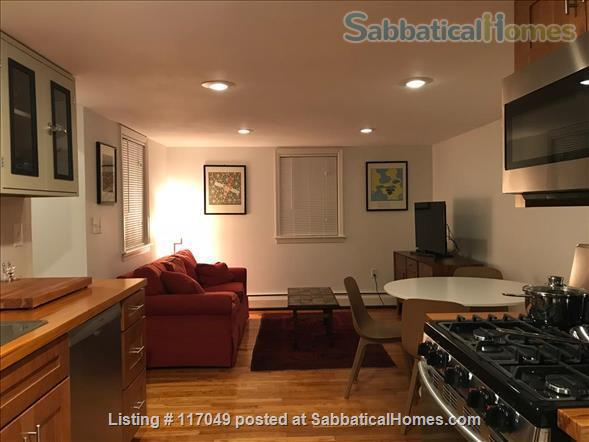 Lovely Furnished Cottage in Cambridge Home Rental in Cambridge, Massachusetts, United States 2