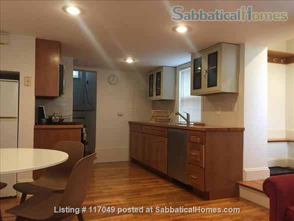 Lovely Furnished Cottage in Cambridge Home Rental in Cambridge, Massachusetts, United States 3