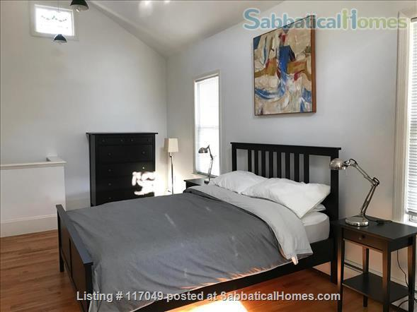 Lovely Furnished Cottage in Cambridge Home Rental in Cambridge, Massachusetts, United States 5